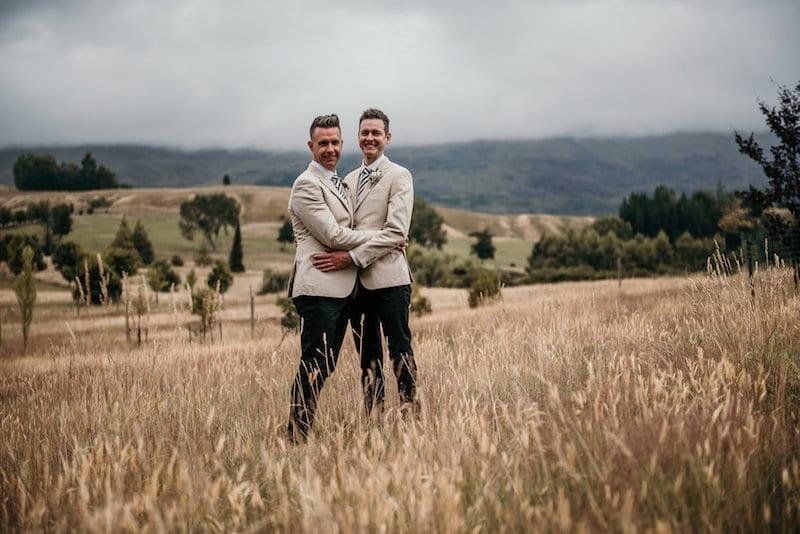 Aaron and Stephen