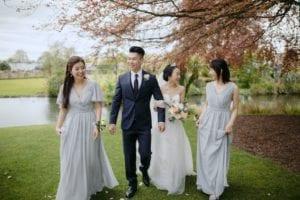 Darren & Stephanies wedding at Mona Vale, Christchurch