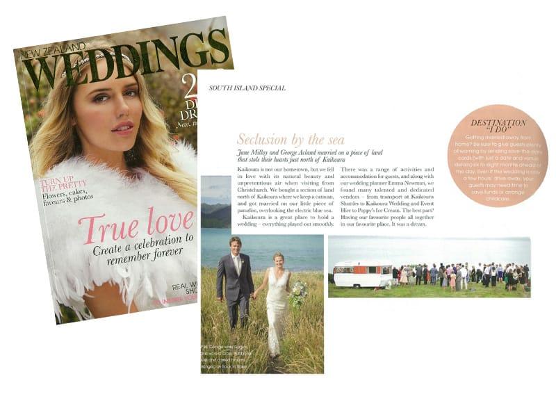 NZ Weddings Winter 2016