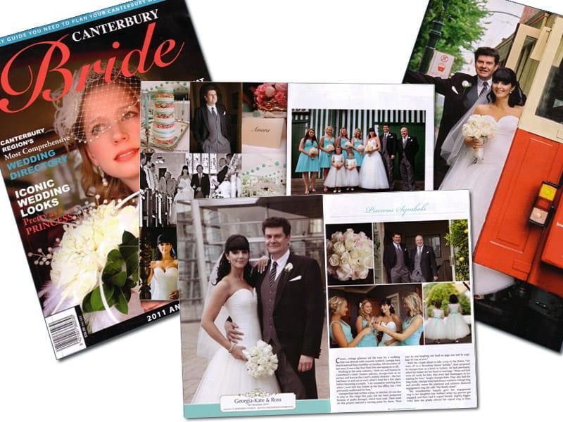 Canterbury Bride - 2011 Annual Wedding Guide