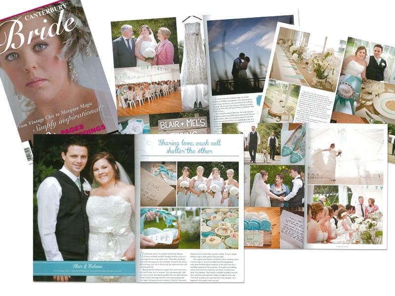 Canterbury Bride 2013 - Issue 4