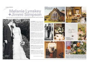 American In Style Weddings Magazine 2008