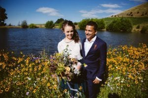 Libby and Clive's Wedding