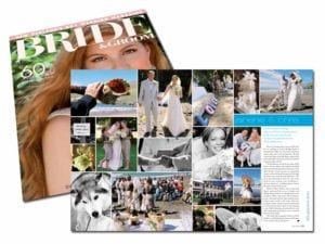 NZ Bride and Groom Magazine May-July 2009