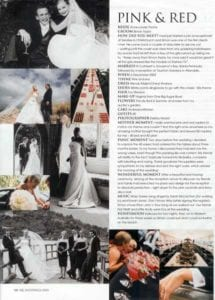 Fashion Quarterly Weddings 2004