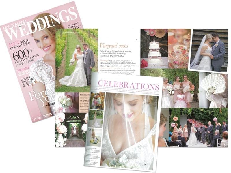 New Zealand Weddings - Winter 2013 Issue 45