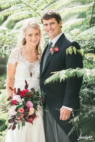 Eliza and Andrew