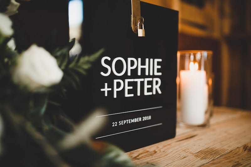 Sophie and Peter