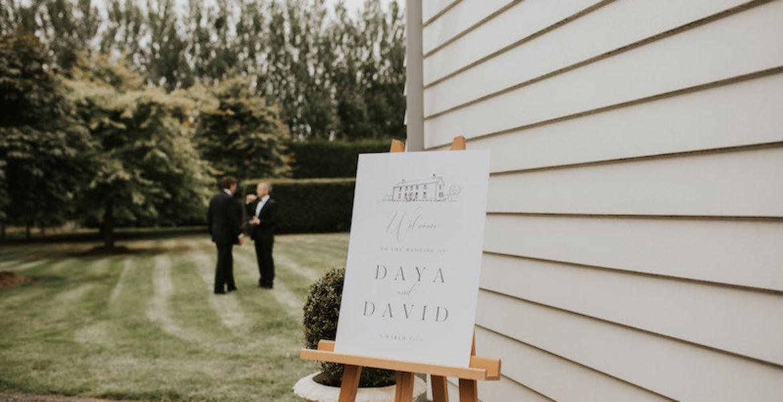 Daya and David
