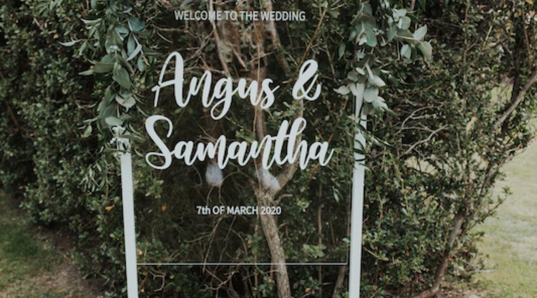 Samantha and Gus