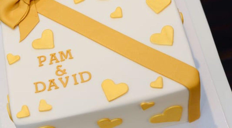 Pam and David Wedding Anniversary